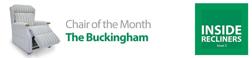 Chair of the Month (July) – The Buckingham