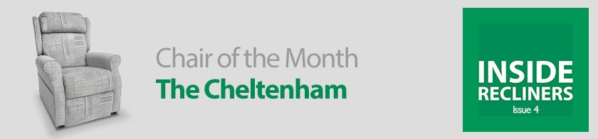 Chair of the Month (August) – The Cheltenham