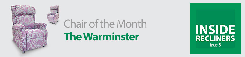Chair of the Month (September) – The Warminster