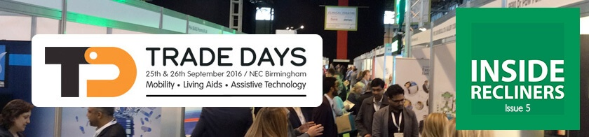 Three Weeks and Counting until Trade Days 2016!