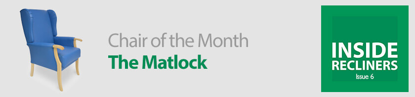 Chair of the Month (October) – The Matlock