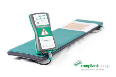 Mobility Monitor by Compliant Concept