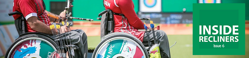 Archery Showing True Adaptive Design at the Rio Paralympics