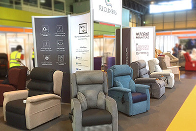 Recliners at Trade Days 2016