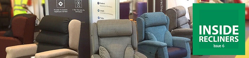 Recliners' View on Trade Days 2016: Another Great Success!