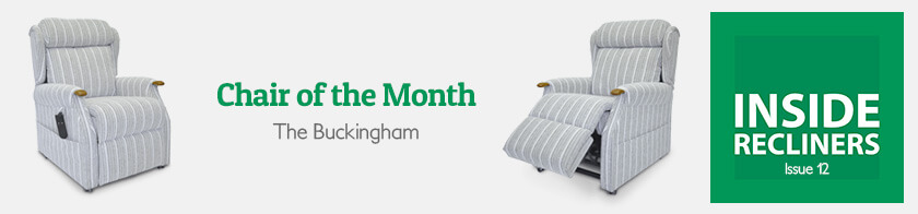 Chair of the Month (April) – The Buckingham