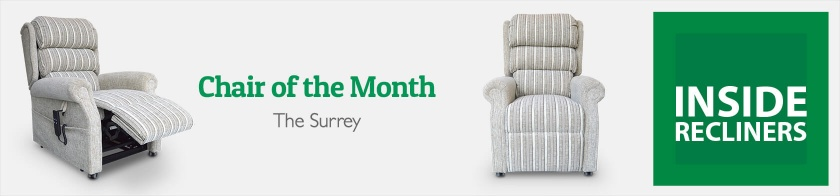 Chair of the Month (May) – The Surrey