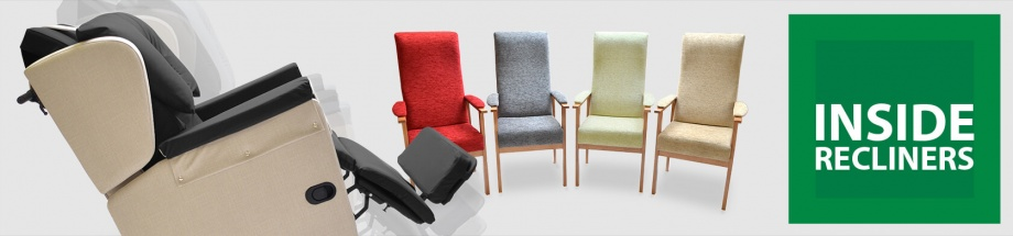 Two New Chairs Added to the Recliners Range