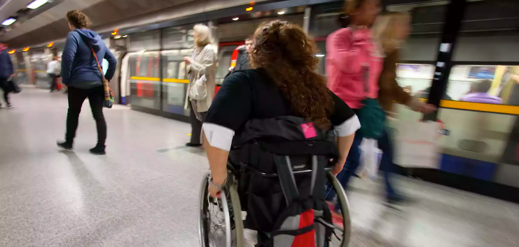 Navigating the World's Cities in a Wheelchair