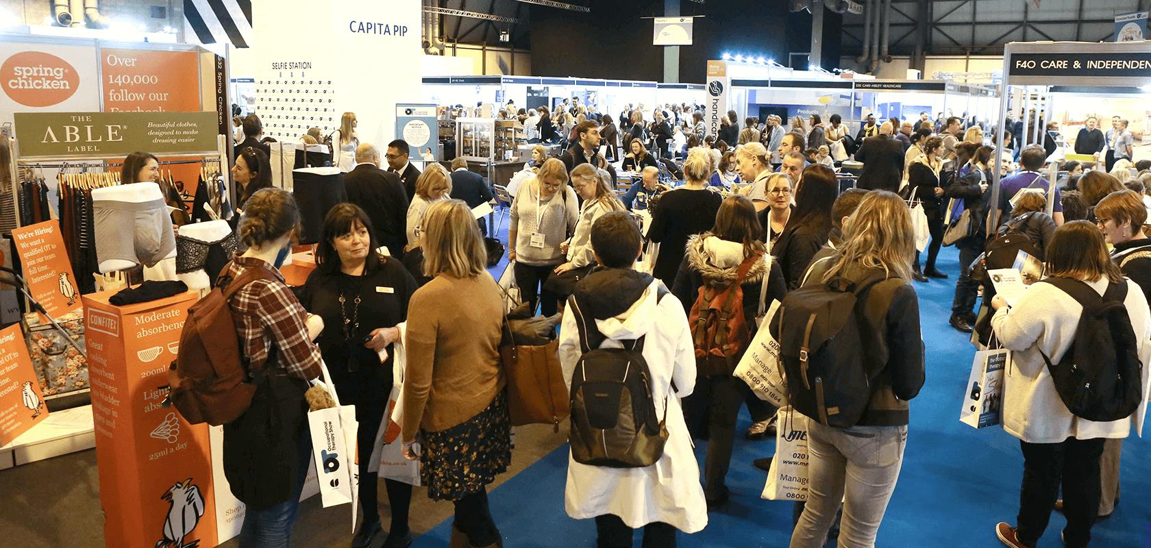 OT Show Exhibitors