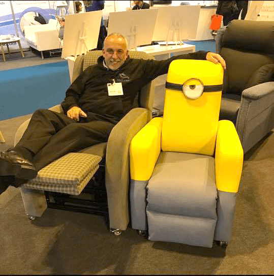 Minion Chair - Recliners