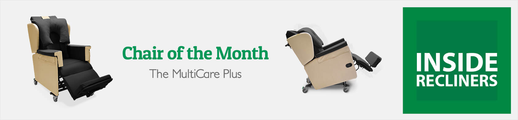 Chair of the Month – The MultiCare Plus