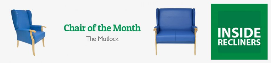 Chair of the Month – The Matlock