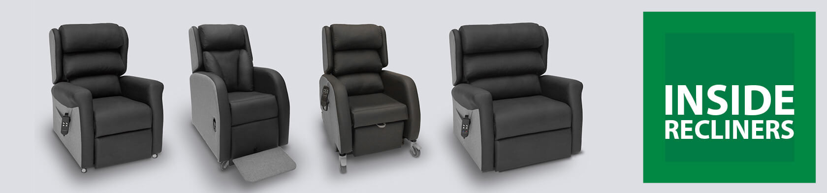 Recliners Healthcare Express Range Proves a Hit
