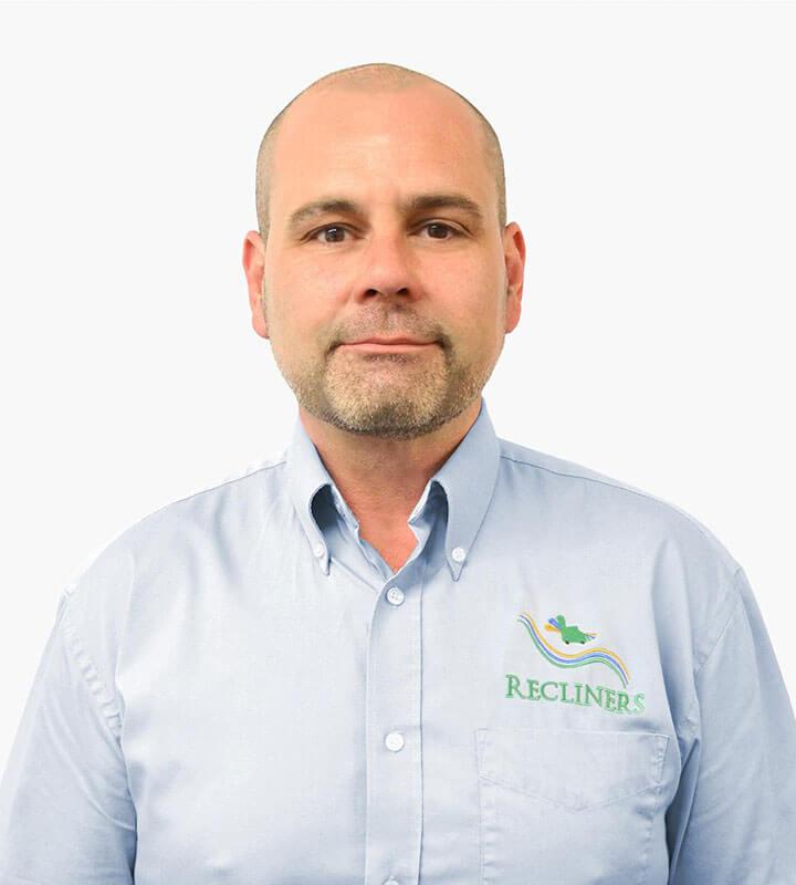 David Lewis, Company Director, Recliners