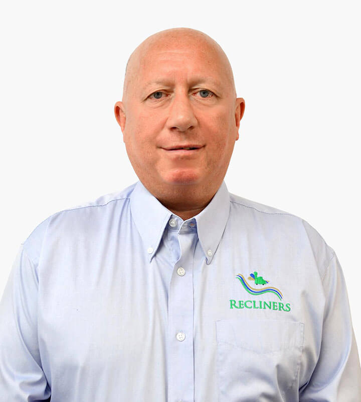 Richard Olden, Production Manager, Recliners
