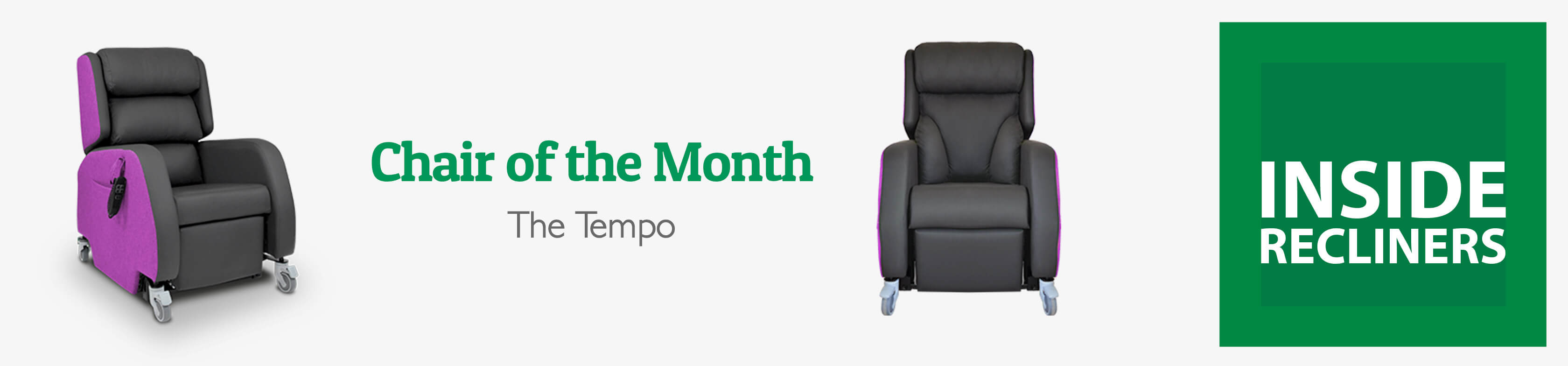 Chair of the Month – The Tempo